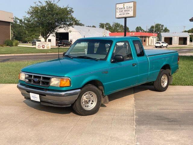 1994 Ford Ranger for sale at Rolling Wheels LLC in Hesston KS