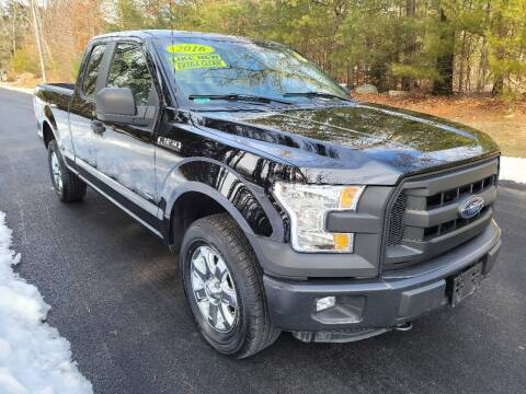 2016 Ford F-150 for sale at Showcase Auto & Truck in Swansea MA