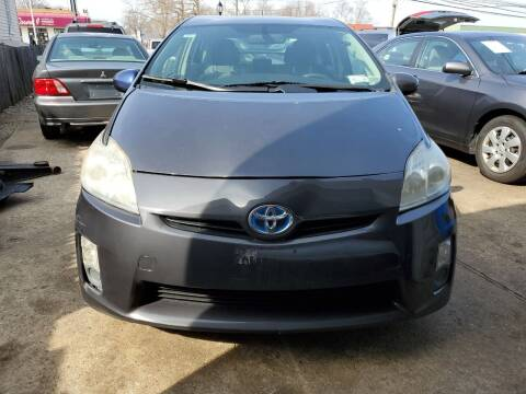 2010 Toyota Prius for sale at RMB Auto Sales Corp in Copiague NY