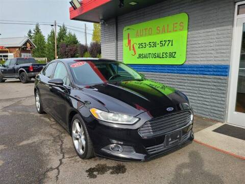 2015 Ford Fusion for sale at Vehicle Simple @ JRS Auto Sales in Parkland WA