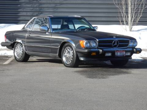 1987 Mercedes-Benz 560-Class for sale at Sun Valley Auto Sales in Hailey ID