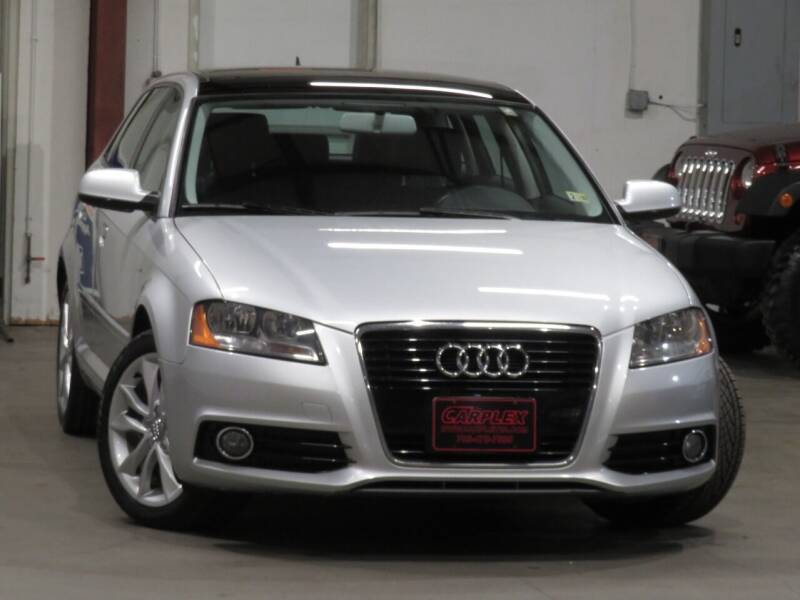 2012 Audi A3 for sale at CarPlex in Manassas VA