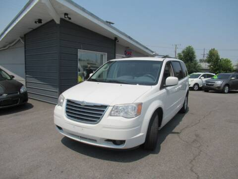 2008 Chrysler Town and Country for sale at Crown Auto in South Salt Lake UT