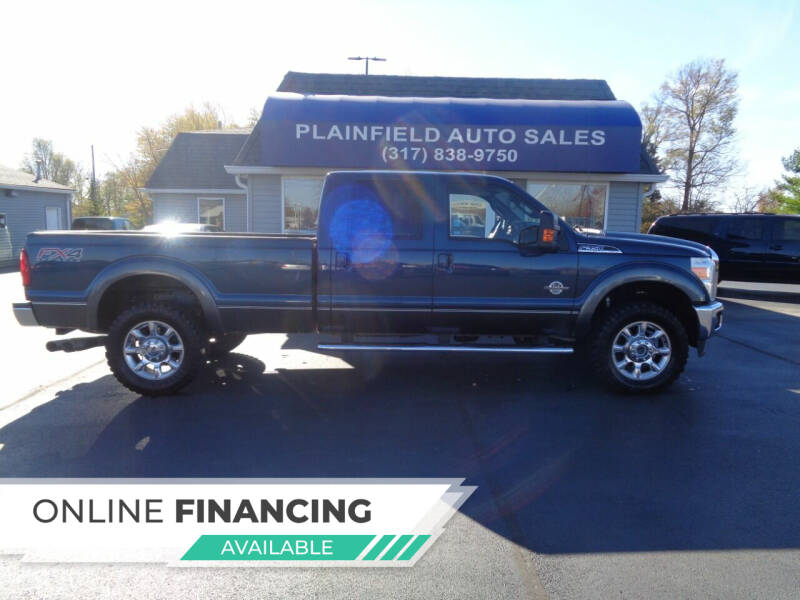 2015 Ford F-350 Super Duty for sale at Plainfield Auto Sales in Plainfield IN