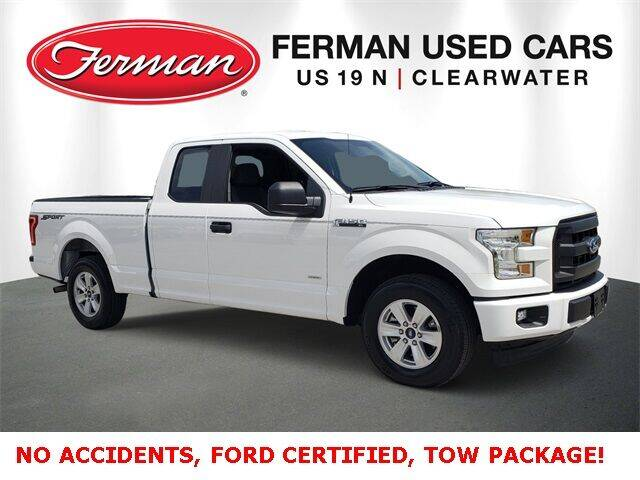 2017 Ford F-150 for sale in Clearwater, FL