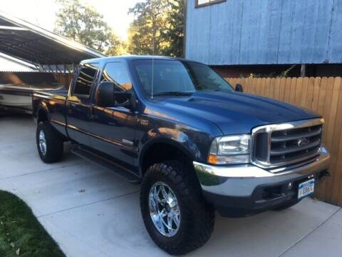 2004 Ford F-350 Super Duty for sale at CarDen in Denver CO