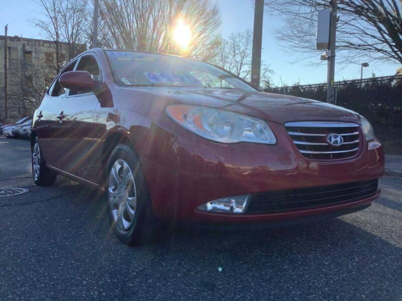2010 Hyundai Elantra for sale at Active Auto Sales Inc in Philadelphia PA