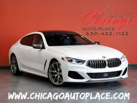 2020 BMW 8 Series for sale at Chicago Auto Place in Bensenville IL