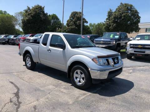 2011 Nissan Frontier for sale at WILLIAMS AUTO SALES in Green Bay WI