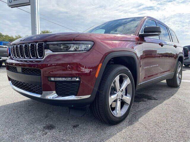 2021 Jeep Grand Cherokee L for sale in North Vernon, IN
