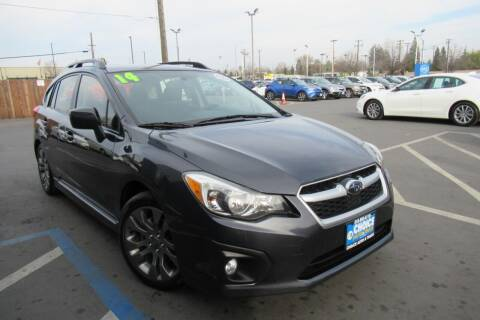 2014 Subaru Impreza for sale at Choice Auto & Truck in Sacramento CA