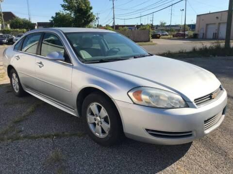 2011 Chevrolet Impala for sale at Two Rivers Auto Sales Corp. in South Bend IN