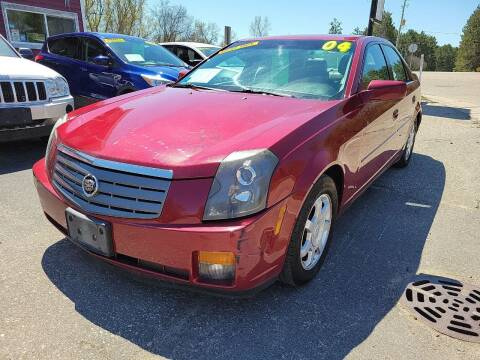 2004 Cadillac CTS for sale at Hwy 13 Motors in Wisconsin Dells WI