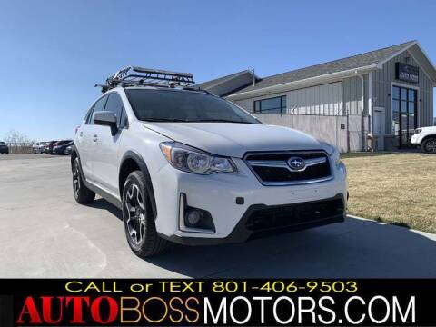 2017 Subaru Crosstrek for sale at Auto Boss in Woodscross UT
