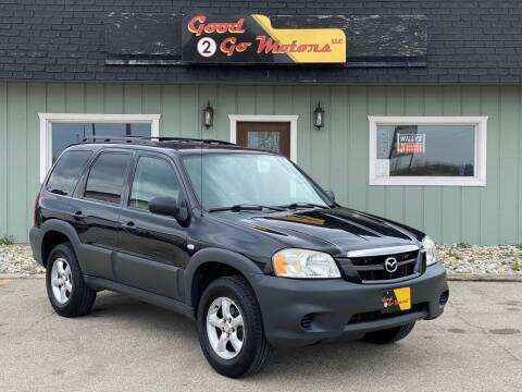 2006 Mazda Tribute for sale at Good 2 Go Motors LLC in Adrian MI