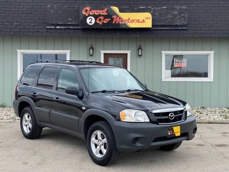 2006 Mazda Tribute for sale at Good 2 Go Motors LLC in Adrian MI