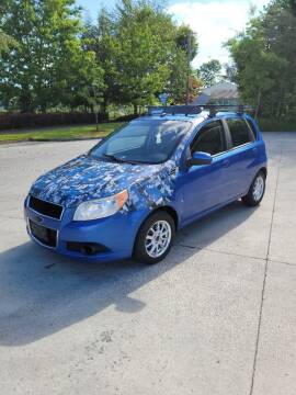 2009 Chevrolet Aveo for sale at RICKIES AUTO, LLC. in Portland OR