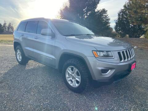 2016 Jeep Grand Cherokee for sale at Clarkston Auto Sales in Clarkston WA