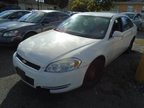 2008 Chevrolet Impala for sale at Bargain Auto Mart Inc. in Kenneth City FL