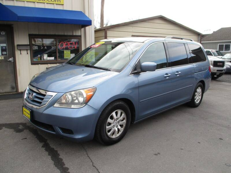 2010 Honda Odyssey for sale at TRI-STAR AUTO SALES in Kingston NY