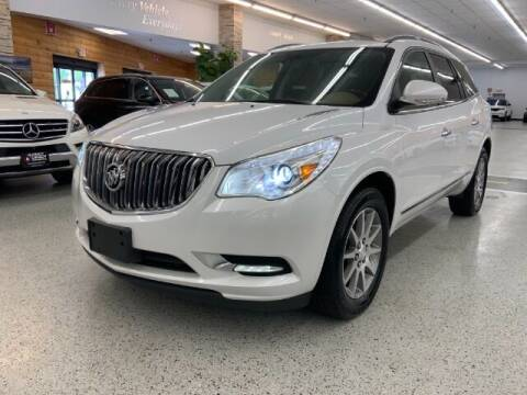 2017 Buick Enclave for sale at Dixie Imports in Fairfield OH