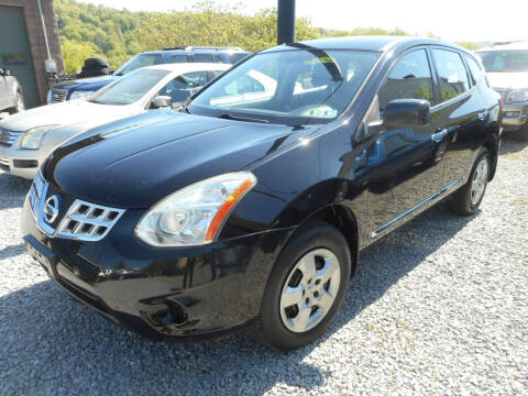 2011 Nissan Rogue for sale at Sleepy Hollow Motors in New Eagle PA