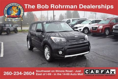 2017 Kia Soul for sale at BOB ROHRMAN FORT WAYNE TOYOTA in Fort Wayne IN
