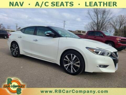 2017 Nissan Maxima for sale at R & B Car Company in South Bend IN