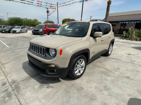 2015 Jeep Renegade for sale at A AND A AUTO SALES in Gadsden AZ