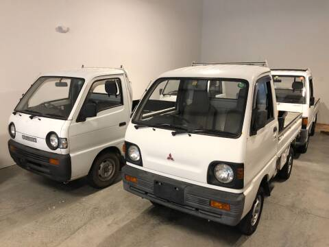 1995 JDM Kei Trucks for sale at Forbidden Motorsports in Livingston NJ