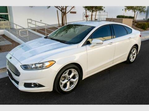 2015 Ford Fusion for sale at REVEURO in Las Vegas NV