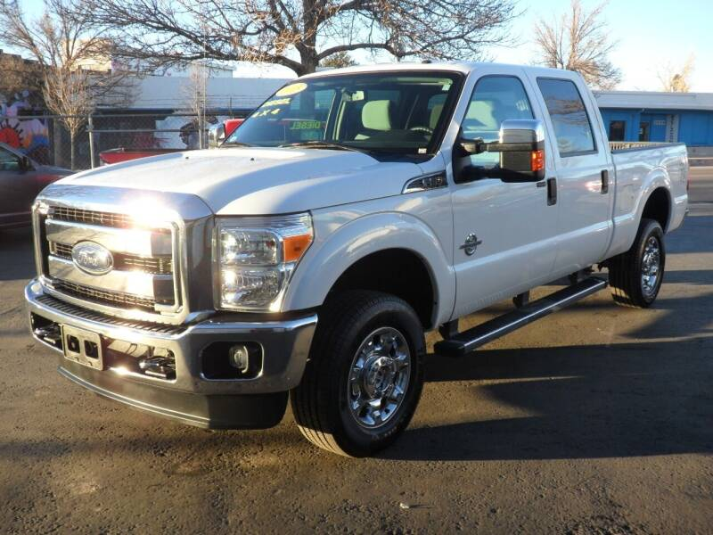 2015 Ford F-350 Super Duty for sale at T & S Auto Brokers in Colorado Springs CO