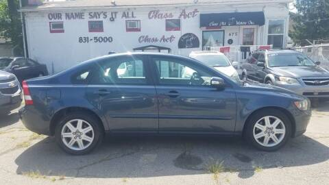 2007 Volvo S40 for sale at Class Act Motors Inc in Providence RI