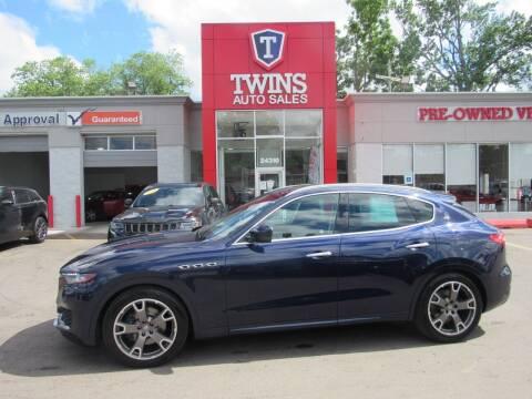 2017 Maserati Levante for sale at Twins Auto Sales Inc in Detroit MI