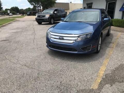 2010 Ford Fusion for sale at Reliable Auto Sales in Plano TX