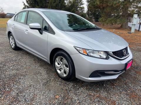 2014 Honda Civic for sale at Clarkston Auto Sales in Clarkston WA