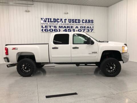 2008 Chevrolet Silverado 2500HD for sale at Wildcat Used Cars in Somerset KY