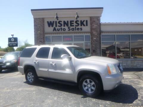 2007 GMC Yukon for sale at Wisneski Auto Sales, Inc. in Green Bay WI