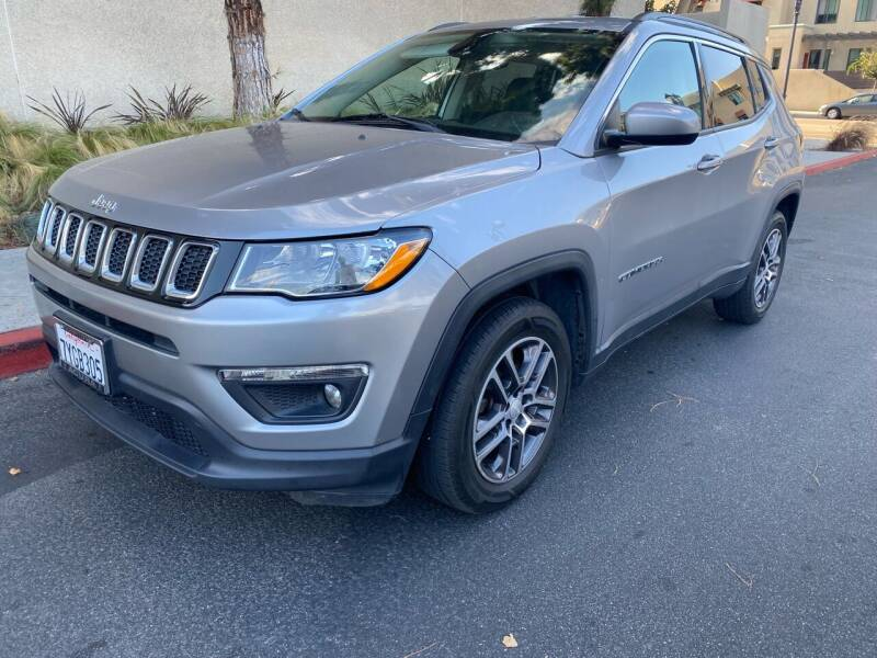 2017 Jeep Compass for sale at Korski Auto Group in National City CA