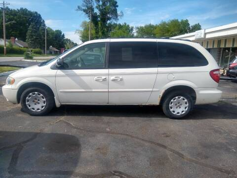 2002 Chrysler Town and Country for sale at Savior Auto in Independence MO