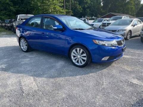 2010 Kia Forte for sale at North Knox Auto LLC in Knoxville TN