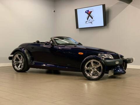 2001 Chrysler Prowler for sale at TX Auto Group in Houston TX