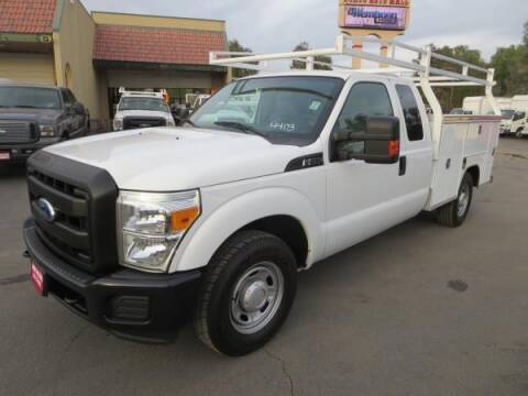 2011 Ford F-250 Super Duty for sale at Norco Truck Center in Norco CA