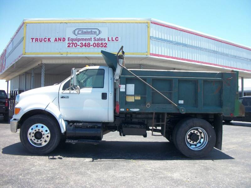 2008 Ford F-750 for sale at Classics Truck and Equipment Sales in Cadiz KY