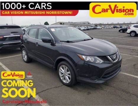 2018 Nissan Rogue Sport for sale at Car Vision Buying Center in Norristown PA