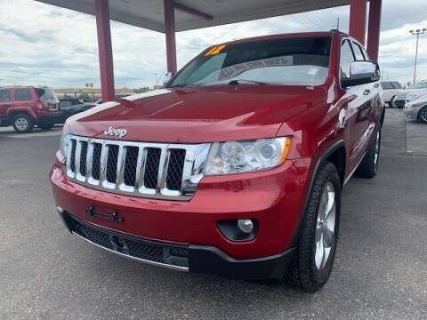 2012 Jeep Grand Cherokee for sale at JQ Motorsports East in Tucson AZ