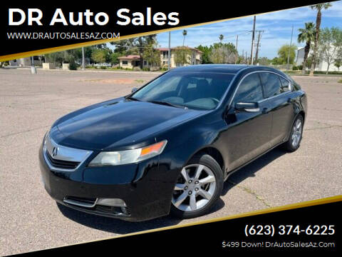 2012 Acura TL for sale at DR Auto Sales in Glendale AZ
