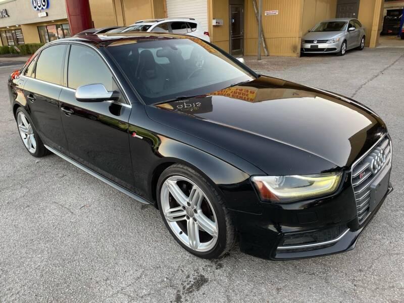 2013 Audi S4 for sale at Austin Direct Auto Sales in Austin TX