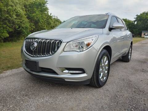 2013 Buick Enclave for sale at The Car Shed in Burleson TX