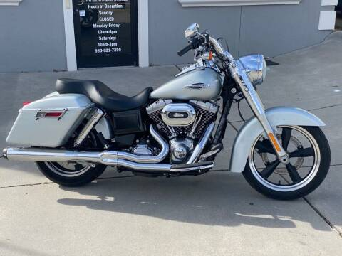 2014 Harley-Davidson FLD-103 Switchback for sale at Blue Collar Cycle Company in Salisbury NC